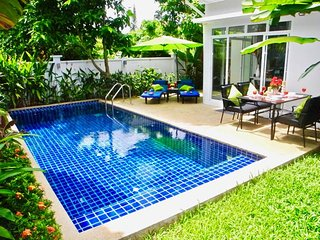 Superb villa in Rawai !