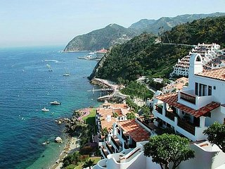 Stunning Ocean Front Villa - Catalina -  Sleeps 6, Avalon
