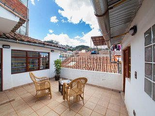 COZY PRIVATE APARTMENT - HISTORIC CENTER - CUSCO, Cuzco