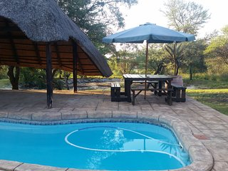 kaya inkuni game lodge, Rustenburg
