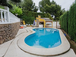Chalet con piscina y spa exterior climatizado, Benicasim