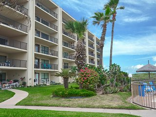 Oceanfront Condo, Gorgeous Gulf View - Saida #501, Ilha de South Padre