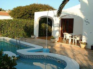 Villa Martinez, Cala'n Blanes, Minorca