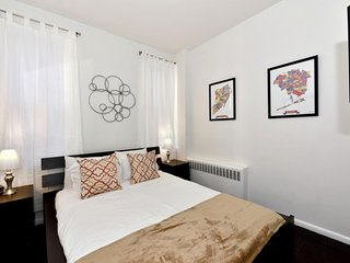 Stay within walking distance to Times Square - 2BR/1BA Midtown South.