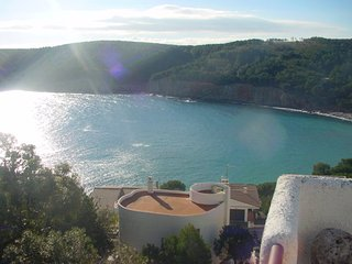 Costabravaforrent Palas Atenea, breathtaking view, L'Escala