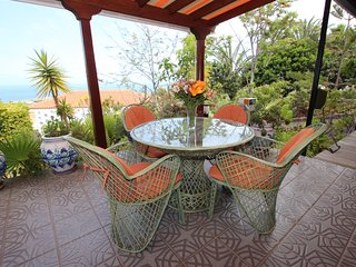 Casa Parlour/UVI Finca Alcala with common heated Pool