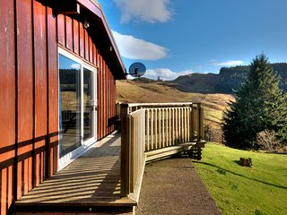 Beech Lodge - Lagnakeil Highland Lodges