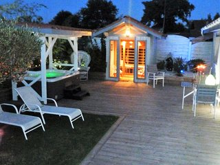 Loft avec Spa et Sauna privatif