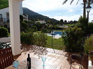 A Ground Floor Apartment on Atalaya with communal pool on Alhaurin Golf, Alhaurin el Grande