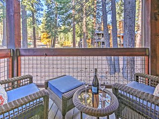 Modern 4BR Truckee Condo in Northstar Resort!