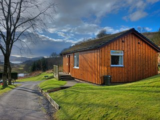 Ash Lodge - Lagnakeil Highland Lodges