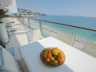 Appartement sur la plage