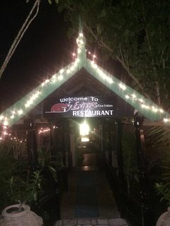 Evita's Italian Restaurant in Ocho Rios for fine dining