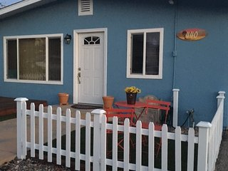 MORRO BAY: Blue Cottage Near Beach!