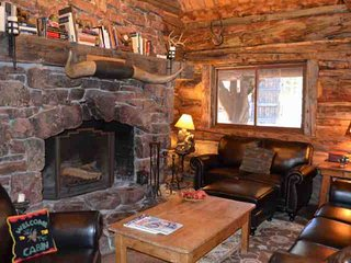 Charming cabin in the woods with private hot tub. Feb & March dates open book now the snow is great!, Aspen