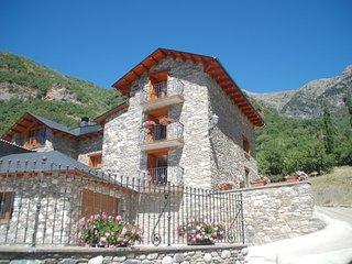 Casa Chuanon. Pajar Alto, Sahun