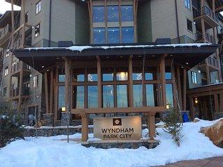 Wyndham Park City 1 Bedroom Deluxe