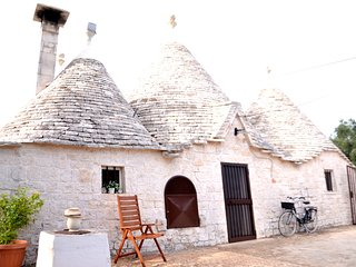 Trullo Piero, Cisternino