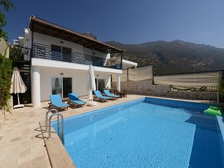 2 Bedroom Turkey villa rental with seaview, private pool, close to sea