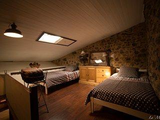 La Maison de la Mitoune : un gite dans l'Aude, les Corbieres au pied du GR 36