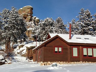 Twin Rock Cabin, Florissant