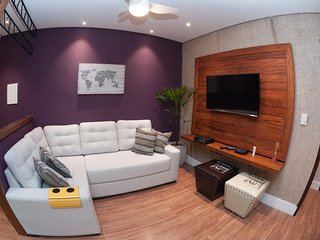 Apartamento Completo Proximo a Zona Industrial