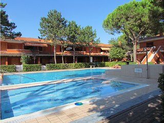 Relaxing residence - Swimming Pool - Private Parking - Airco - Beach Amenities