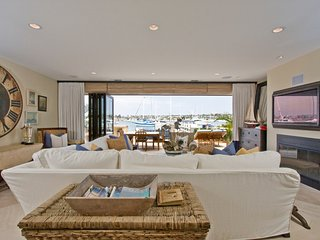 Beautiful Balboa Bayfront Home