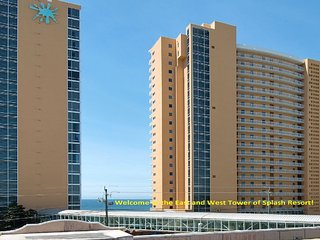 No management fee Beach Front Family Friendly Splash 8th Floor WiFi Heated Pools