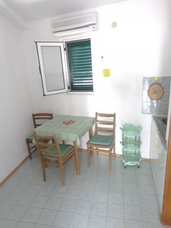 A3(2): kitchen and dining room