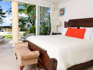 Sapphire Beach 109 - Step onto the Pooldeck