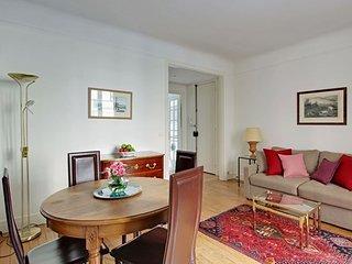 Comfortable 1 Bedroom Apartment in Paris