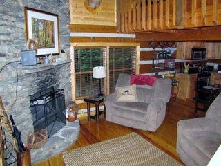 BM Living room fireplace