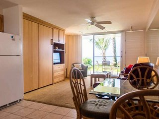 Direct Oceanfront Napili Shores  I-170 studio accommodations - Napili Bay