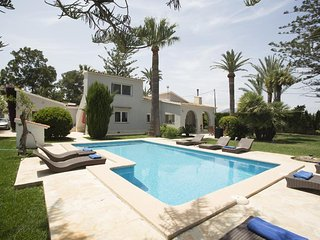 4 bedroom Villa in Denia, Valencia, Spain : ref 5046967