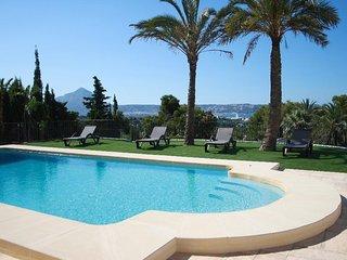 3 bedroom Villa in Xàbia, Valencia, Spain : ref 5047014
