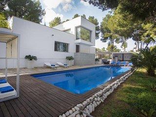 4 bedroom Villa in Xàbia, Valencia, Spain : ref 5047031