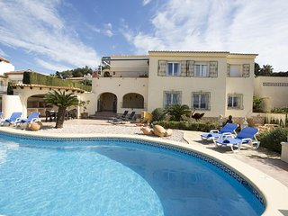 4 bedroom Villa in Javea, Region of Valencia, Spain : ref 5047049