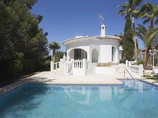 2 bedroom Villa in Xabia, Valencia, Spain : ref 5046993
