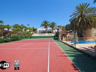 3 bedroom Villa in Calpe, Valencia, Spain : ref 5487643