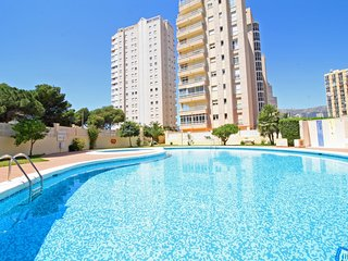 2 bedroom Apartment in Calpe, Region of Valencia, Spain - 5487654