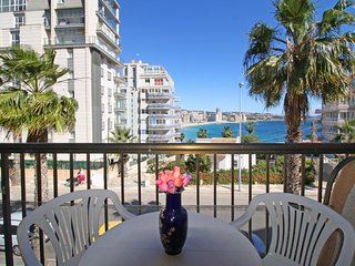 2 bedroom Apartment in Calpe, Valencia, Spain : ref 5487694