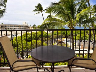 Kihei Akahi D-313: Ocean View, White Sand Beaches, Pools, Tennis on site
