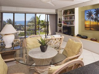 Kihei Akahi D612 is light and bright - and what a view!