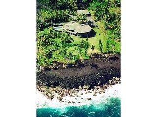 Aerial view of Hale Kakahi