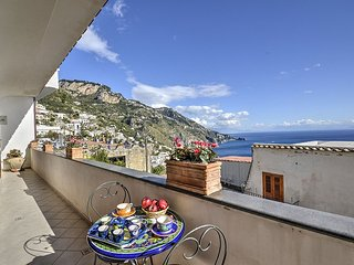 3 bedroom Villa in Praiano, Campania, Italy : ref 5228574