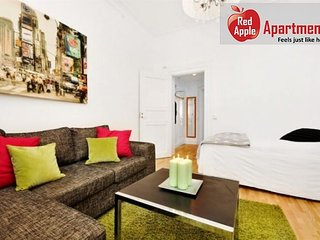 Beautiful Apartment With Great Location In The City Center - 7247, Stockholm
