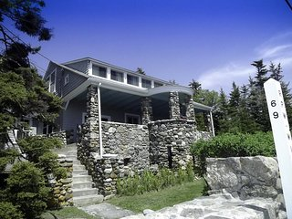 CAMP 34 | OCEAN POINT | EAST BOOTHBAY | HISTORICAL | MAINE COTTAGE | RETREAT, Boothbay