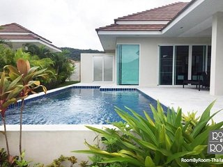 Villas for rent in Hua Hin: V6285