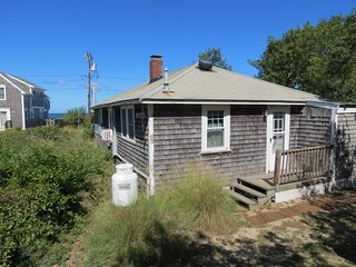 Classic Cape Cottage One House Back from Private Beach : 062-BK, Brewster